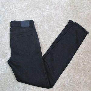 LUCKY BRAND Black BROOKE Legging SKINNY JEANS  27